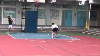 觀塘功樂官立中學 2013-2014 班際足球 3B對4A