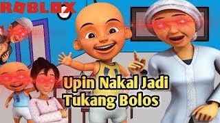 Upin Goalies School, Ipin-angry great Kak Ros opah sad-roblox Upin Ipin