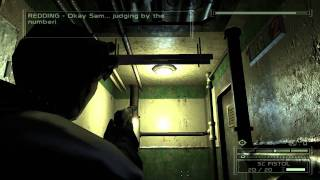 Splinter Cell Chaos Theory Walkthrough Mission 2 Cargo Ship
