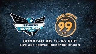 Linz vs. Graz   24.03. - 19:00   Servus Hockey Night