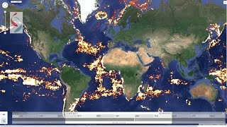 Global Fishing Watch | Technology Illuminating the Global Fishing Fleet(Learn more at http://globalfishingwatch.org/ Global Fishing Watch is a technology partnership between SkyTruth, Oceana, and Google, designed to show all of ..., 2014-11-14T01:00:34.000Z)