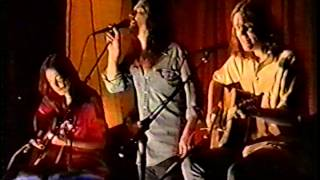 The Black Crowes - The Bottom Line, New York City, NY 1996-08-27 (VH1 Storytellers)