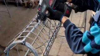 видео Пистолет для вязки арматуры (механический и аккумуляторный): отзывы, принцип работы, цена