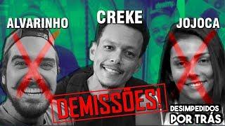 As histórias por trás das demissões no Desimpedidos!