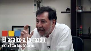 Gerardo Fernández Noroña, Diputado Federal PT. Parte I | El asalto a la razón