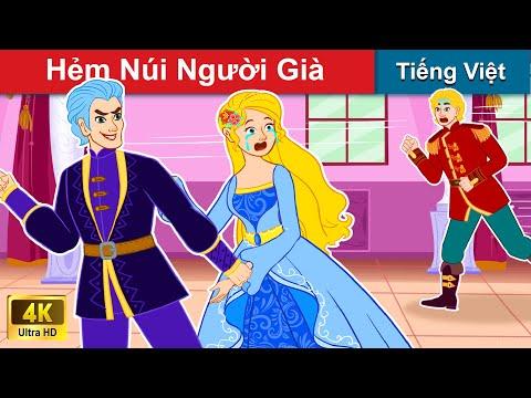 Hẻm Núi Người Già 👵 Chuyen co tich | Truyện Cổ Tích Việt Nam | WOA Fairy Tales