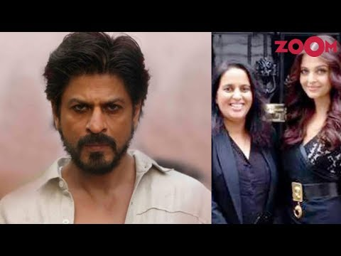 Shah Rukh Khan gets INJURED as he saves Aishwarya's agent from fire at Bachchan's Diwali party Mp3