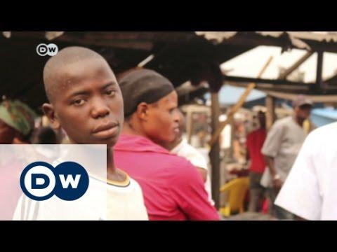 Street kids stick together in Kinshasa | DW Nachrichten