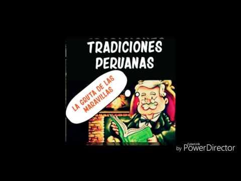 Ricardo Palma.La Gruta de las maravillas . Audiolibro