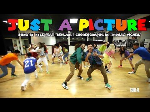 Just A Picture @SuperDuperKyle | Khalil Mcneil Choreography