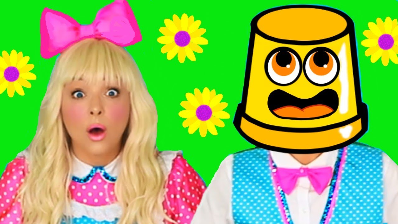 Jack and Jill | Nursery Rhymes and Funny Kids Songs for Toddlers and Baby