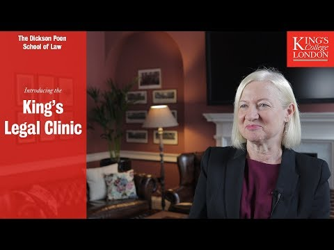 Introducing the King's Legal Clinic