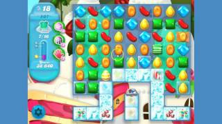 Candy Crush Soda - Level 807 - no boosters