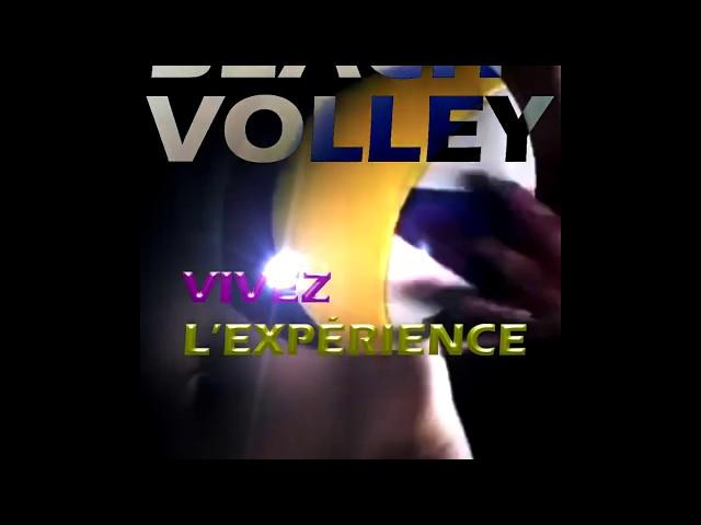 Du beach volley à Ya-Fé 2019