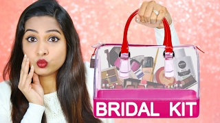 Indian Bridal Makeup Kit - The Ultimate Guide | ShrutiArjunAnand
