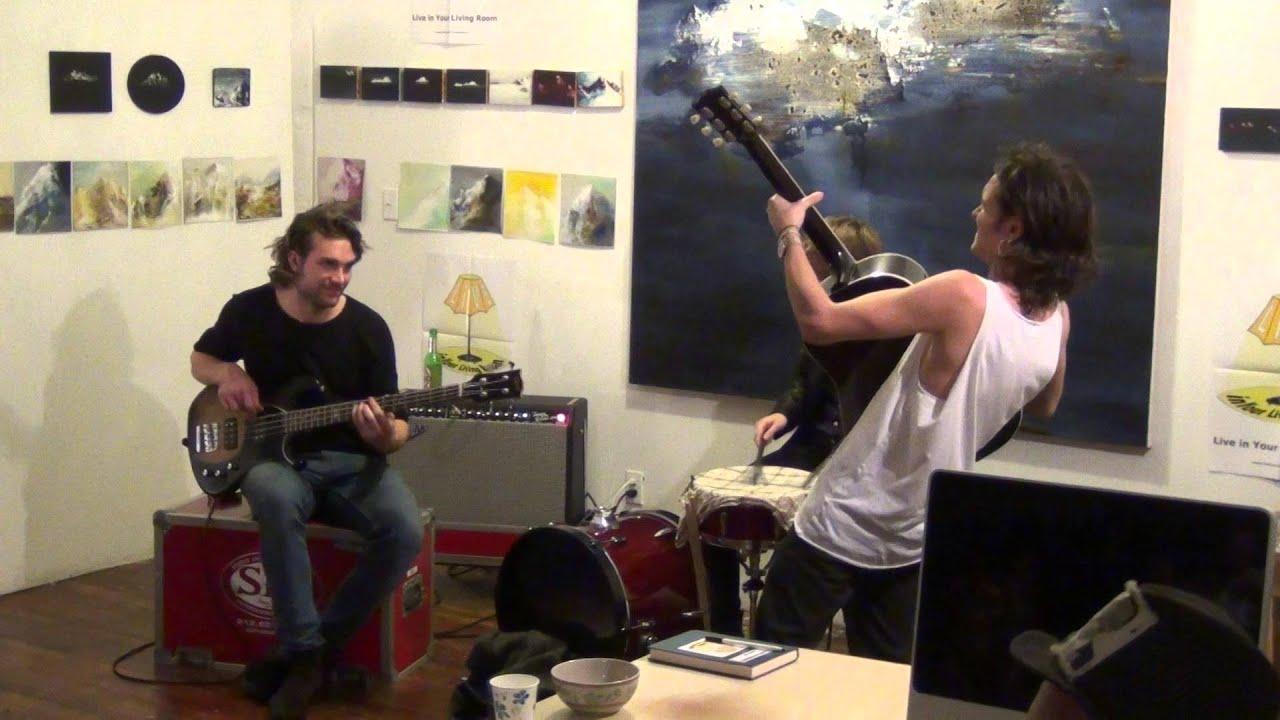Jett Rebel Live In Your Living Room NYC Festival Nov 16 2015
