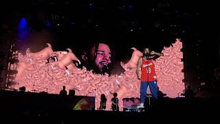 13 - KOD & Power Trip - J. Cole (FULL HD SET @ Dreamville Festival 2019 - Raleigh, NC - 4/6/19)