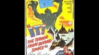 Moodz616 Presents: Random Horror Reviews: Ep.20- It! The Terror Beyond Space (1958) | Olive Films