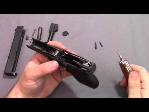 Glock 43 Complete Disassembly