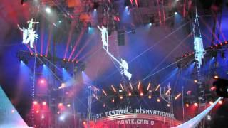 Il trapezio volante di PyongYang al 37° Festival di Montecarlo