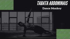 Tabata abdominais. Dance Monkey