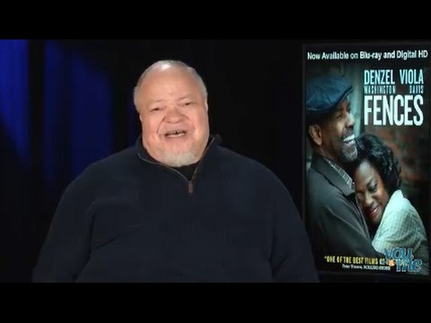 Stephen McKinley Henderson Talks 'Fences'