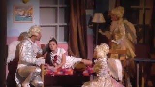 """Мюзикл """"Баллада о маленьком сердце"""". Отрывок """"Юлька и Волчок"""""""