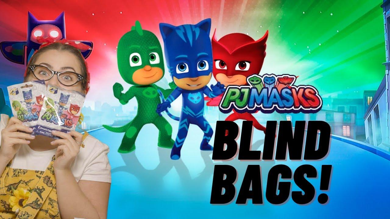 Download PJ Masks Blind Bag Opening - PJ Masks Minifigures Toys