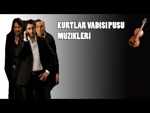 Kurtlar Vadisi Pusu  Ateşle Dans Müziği KVP MÜZİKLERİ