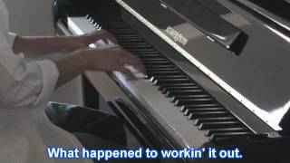 Mad - Neyo Piano Cover