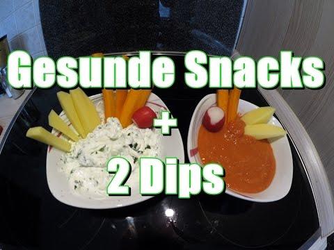 gesunde snacks dips f r den dvd abend youtube. Black Bedroom Furniture Sets. Home Design Ideas