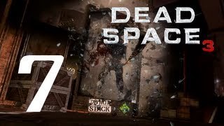 Dead Space 3 #7 - REGENERATION MONSTER