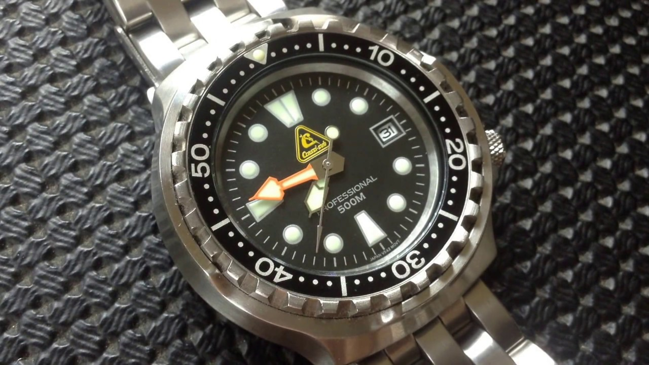good tag watches dial broad space layout lume apeks watch and decent length hands