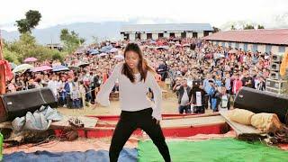 चर्चित मोडल सृजना तामाङले रामेछापमा गर्यो अहिले सम्मकै बबाल डान्स Resimi