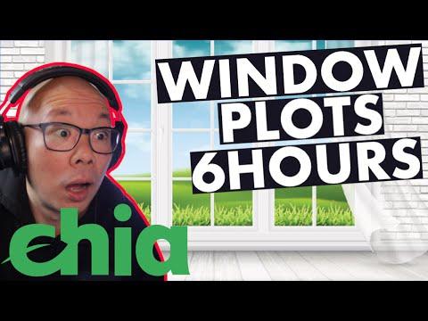 Fastest Windows Chia Plot Time...