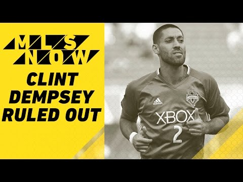 Clint Dempsey OUT with Heart Irregularity