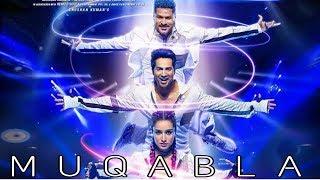 Muqabla Song Street Dancer 3D A R Rahman Prabhudeva Dj Song Remix Dj High Bass Mix songs
