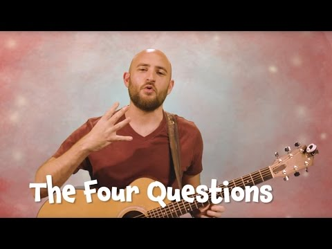 Ma Nishtana (The Four Questions) - Learn what they mean and how to sing them