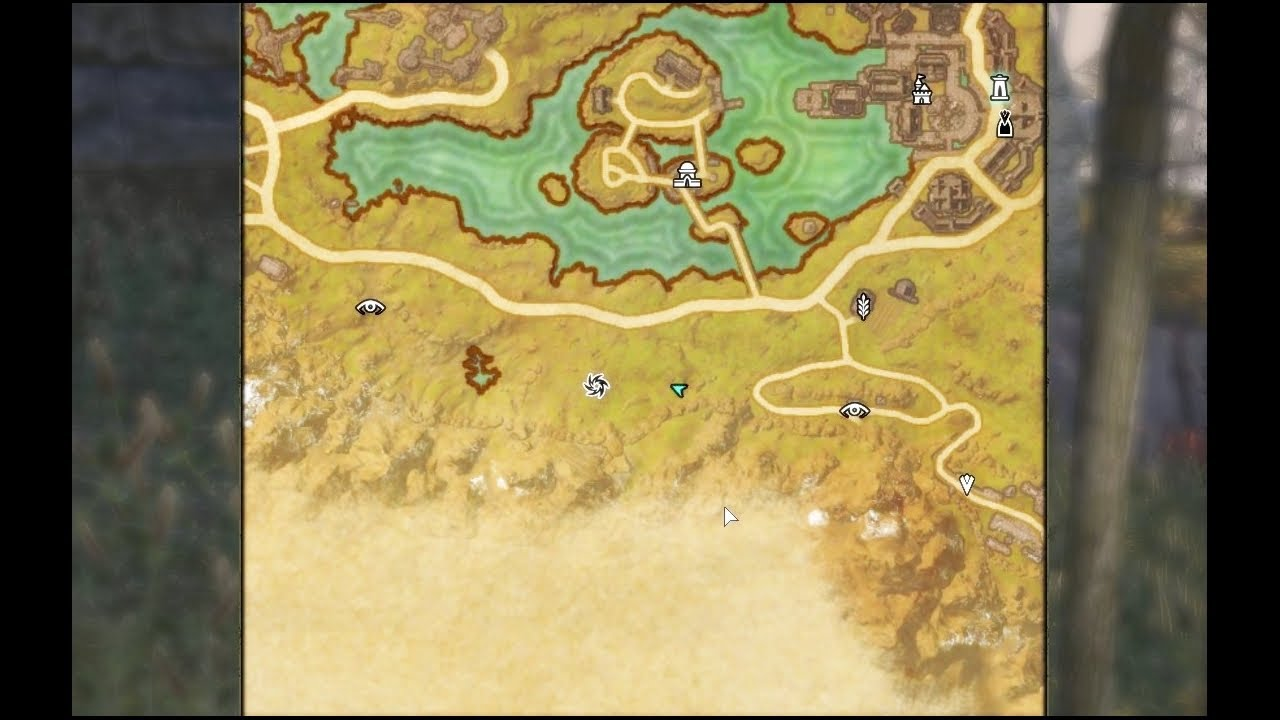 The Rift Ce Treasure Map Elder Scrolls Online   CE Treasure Map The Rift   YouTube