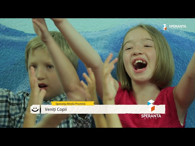 Veniti Copii - Speranta pentru copii