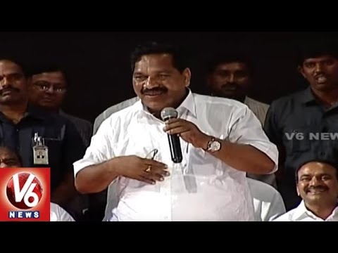 Goreti Venkanna Honors With Kaloji Narayana Rao Award | Ravindra Bharathi | V6 News