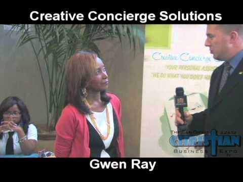 Creative Concierge Solutions at SDCBE
