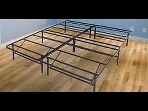 Best Price Mattress New Innovated Box Spring Metal Bed Frame For The Money You