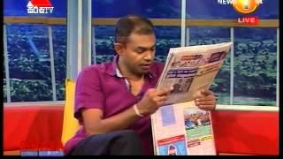 Sirasa Press Release Sirasa TV 25th May 2015