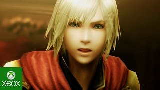 Final Japanese Trailer – FINAL FANTASY TYPE-0™ HD