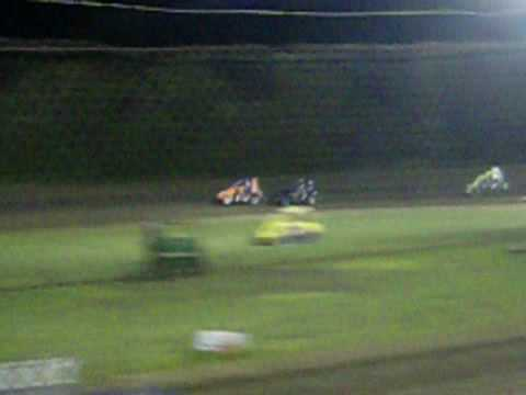 Micro Sprint Racing Coles County Feature