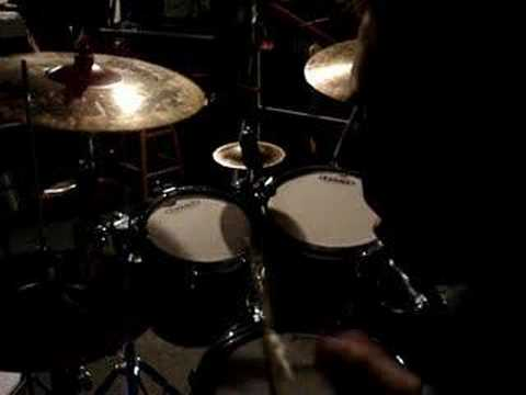 Drum thing w/Rossa