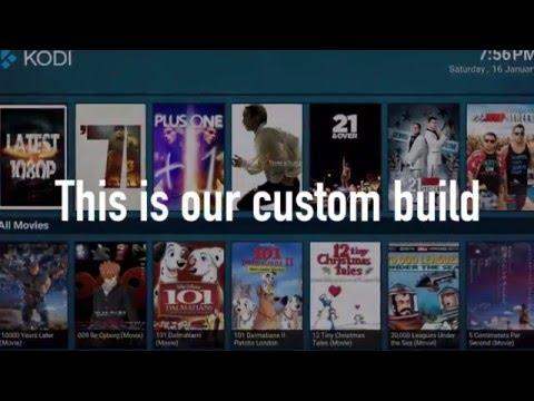 the best kodi custom build netflix store youtube. Black Bedroom Furniture Sets. Home Design Ideas