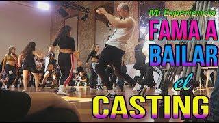 HAGO EL CASTING de FAMA a Bailar - Curioso De Todo I edusanzmurillo