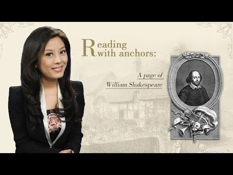 Reading with anchors: A page of William Shakespeare - Episode 2